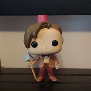 COPY - 11th doctor Hot Topic exclusive Funko Pop